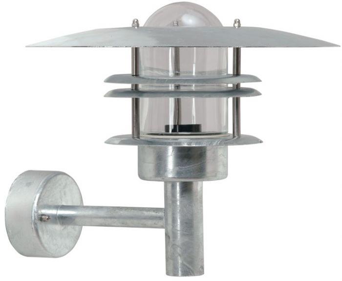 Belid Ashi Udendors v u00e6glampe, uplight Frostet glas hos Lamper lys dk Danmarks billigste lamper