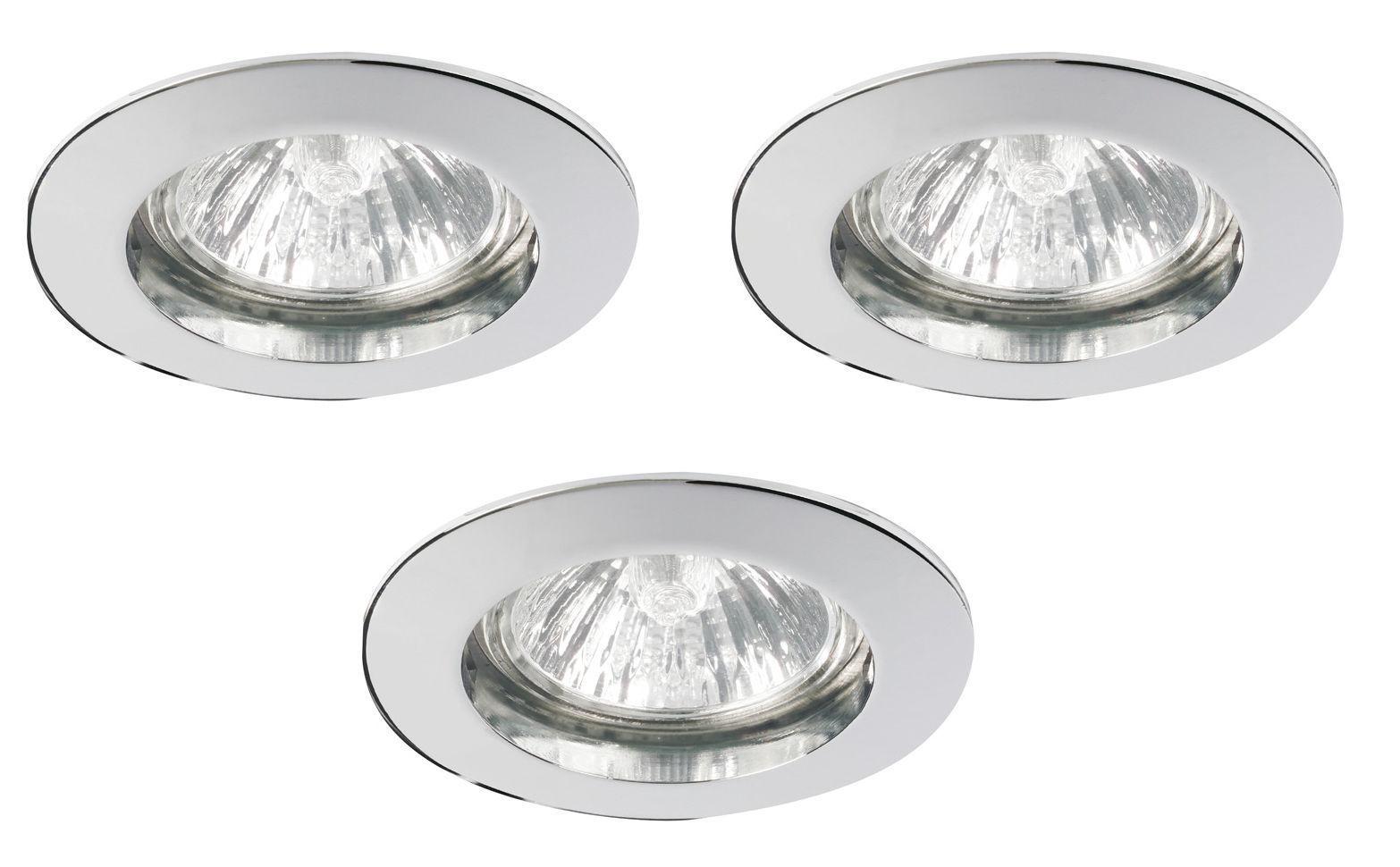 paulmann spot 3x35w crom ip44 hos lamper. Black Bedroom Furniture Sets. Home Design Ideas